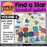 Find-A-Star Reward System VOLUME 2 (VIPKID)