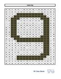 Find All Multiples of 9 (HI Color Sheets)