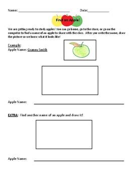 Find An Apple
