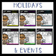 Find Articulation and Follow Directions: Seasons and Holidays BUNDLE