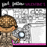 Find Articulation and Follow Directions: Valentine's Day