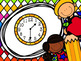 Find & Color: Telling Time Activity