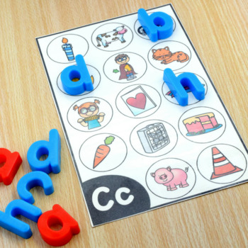 Beginning Sounds Find & Cover