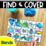 Find & Cover Blends Game   L Blends   R Blends   S Blends