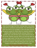 Find Froggy's Heart - a sight word game