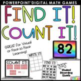 Find It/Count It   Digital Math Games K-1