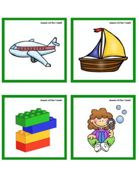 Find It:  Early Intervention Vocabulary Pictures, 2nd Edition