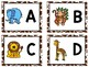 Find It and Stamp It - Zoo Theme