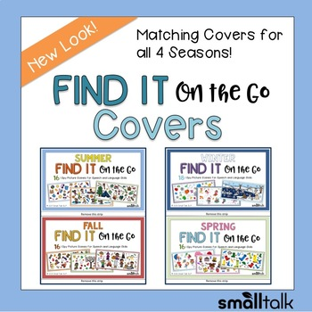 Find It on the Go Updated Covers Freebie