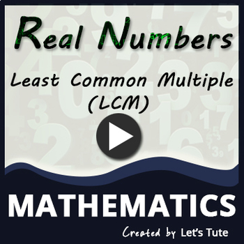 Find LCM Using Prime Factorization Method