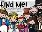 Find Me! A fun way to group students