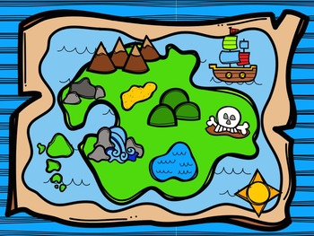 Find Me Buried Treasure: Four Games for Practice ti in the Music Room