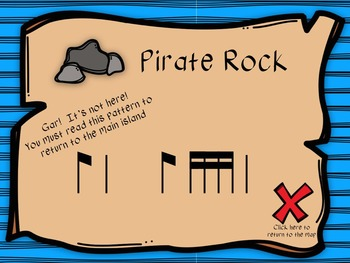 Find Me Buried Treasure: Two Games for Practicing syncopa in the Music Room