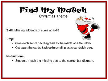 Find My Match-Christmas