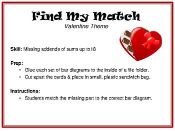 Find My Match-Valentine