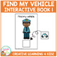 Find My Vehicle Interactive Book 1 Community Helpers