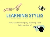 Find Out Your Student's Learning Style