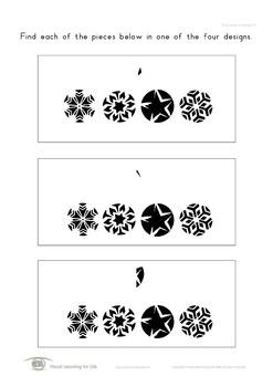 Find Piece in Design
