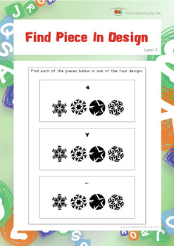 Find Piece in Design