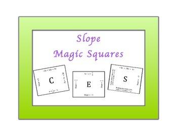 Slope Magic Squares 8EE6