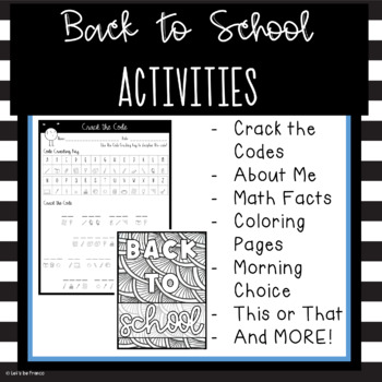 Daycare and School Activities Coloring Pages | 350x350