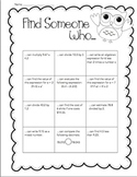 """Find Someone Who..."" (Decimals and Order of Operations)"