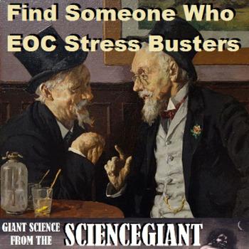 Find Someone Who: EOC Stress-Busting Brain Break Bundle