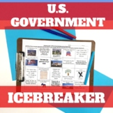 Find Someone Who: US Government Icebreaker