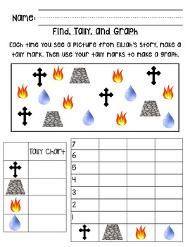 Find, Tally, and Graph