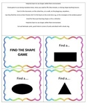 Find That Shape! Game