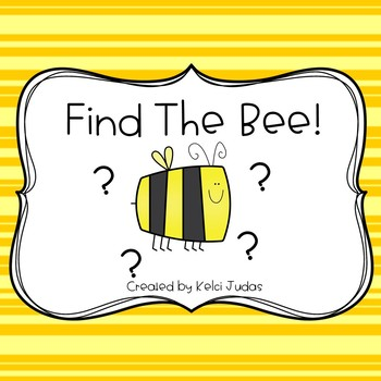 Find The Bee!