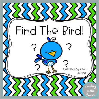 Find The Bird!