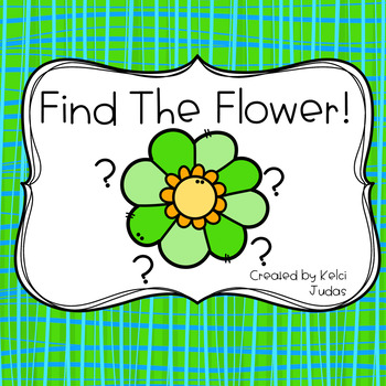 Find The Flower!