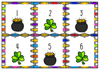 Find The....! Growing Bundle- A Number Recognition Game!