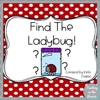 Find The Ladybug!