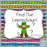 Find The Leprechaun!