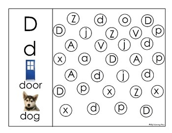 Find The Letter A-Z