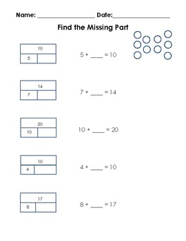 Find The Missing Part