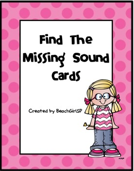 Find The Missing Sound Cards