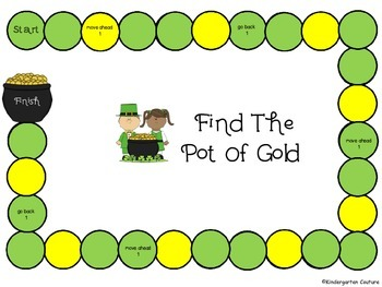Find The Pot Of Gold - Addition With Dominos