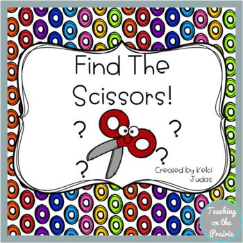 Find The Scissors!