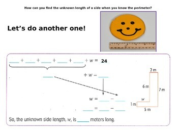 Find Unknown Side Lengths