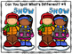 Find What's Different - Observation & Critical Thinking Fun - Winter