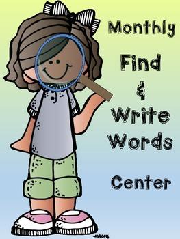 Find & Write Center