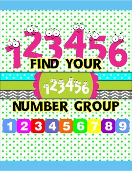 Find Your Number Group
