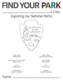 Find Your Park Project- National Parks Week