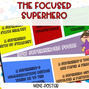 Find Your Super Power in Less than an Hour: Finding Your Focusing Power Lesson