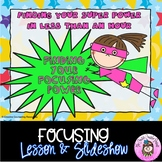Strategies to Improve Focus & Attention in the Classroom S