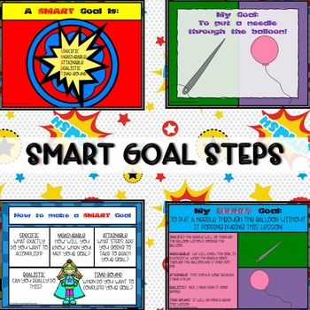 Find Your Super Power in Less than an Hour: Setting SMART Goals Lesson