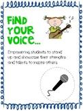 Find Your Voice - Habit 8